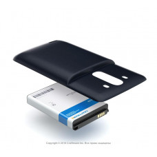 Аккумулятор для LG G3 D855 16GB повышенной емкости в комплекте с крышкой черного цвета