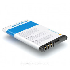 Аккумулятор для Gresso Luxor series